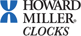 Howard Miller clocks logo